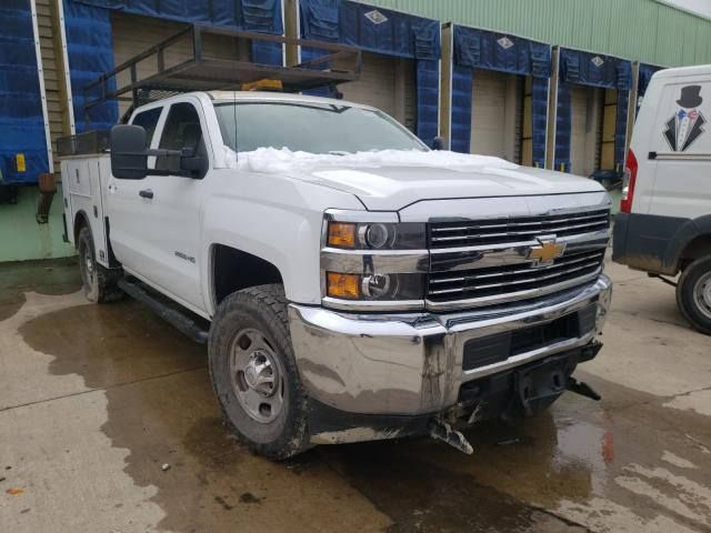 Salvage cars for sale from Copart Columbus, OH: 2016 Chevrolet Silverado