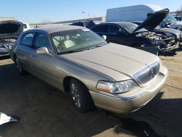 Lincoln Town Car salvage cars for sale: 2004 Lincoln Town Car