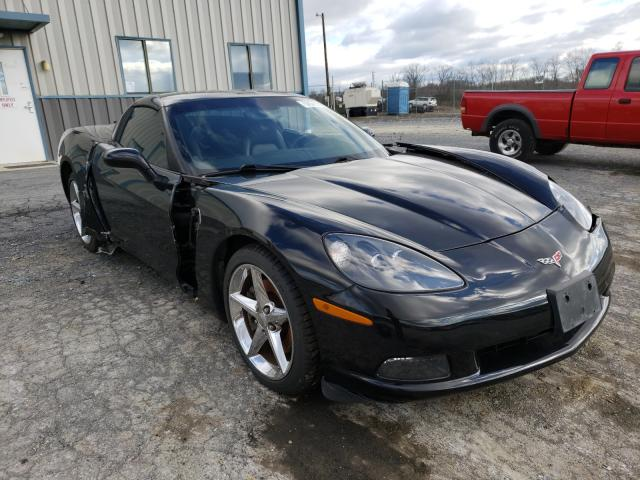 Salvage cars for sale from Copart Chambersburg, PA: 2011 Chevrolet Corvette
