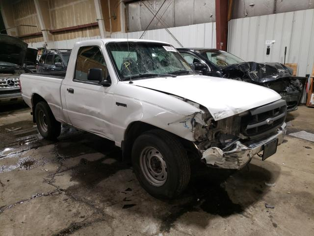Salvage cars for sale from Copart Anchorage, AK: 2000 Ford Ranger