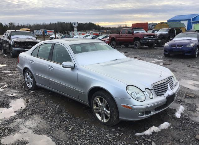 2006 Mercedes-Benz E 350 4matic en venta en Cow Bay, NS