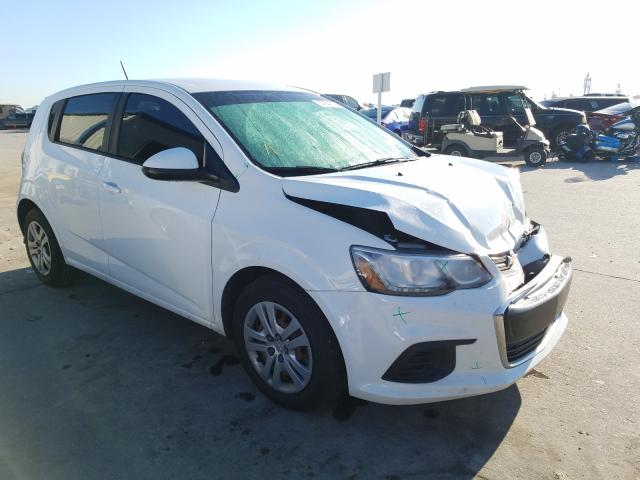 2017 Chevrolet Sonic for sale in New Orleans, LA