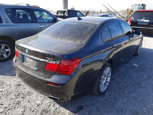 2012 BMW ALPINA B7 WBAKC6C50CC397073