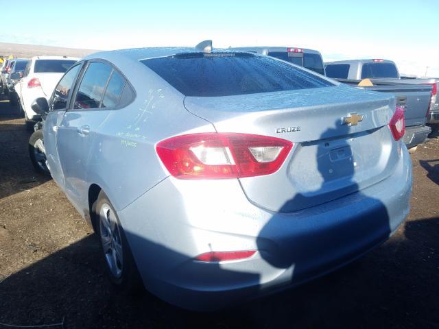 купить 2017 Chevrolet Cruze Ls 1.4L 1G1BC5SM9H7235733