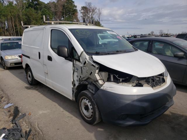 Salvage cars for sale from Copart Dunn, NC: 2013 Nissan NV200 2.5S