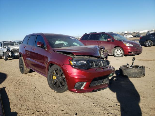 Vehiculos salvage en venta de Copart Brighton, CO: 2018 Jeep Grand Cherokee