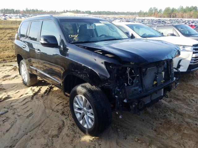 Salvage cars for sale from Copart Gaston, SC: 2018 Lexus GX 460