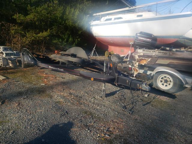 Salvage trucks for sale at Waldorf, MD auction: 2017 Land Rover Boat Trailer