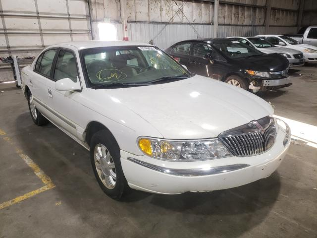 Lincoln salvage cars for sale: 2000 Lincoln Continental