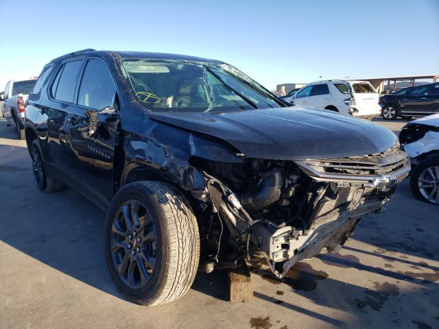 Salvage cars for sale from Copart Wilmer, TX: 2020 Chevrolet Traverse R