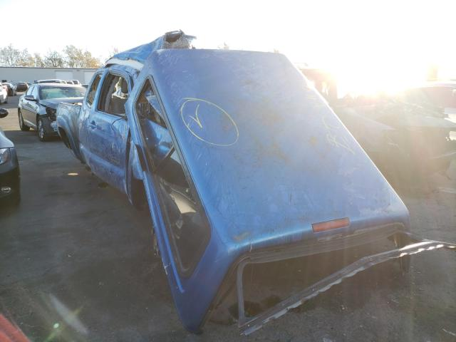 Salvage cars for sale from Copart Colton, CA: 2006 Toyota Tacoma ACC