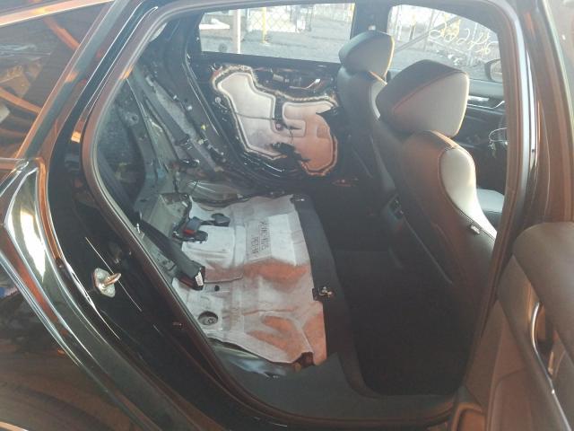1HGCV2F3XJA037873 2018 Honda Accord Spo 2.0L