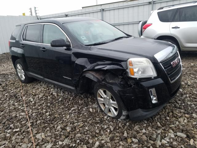Salvage cars for sale from Copart Lawrenceburg, KY: 2011 GMC Terrain SL