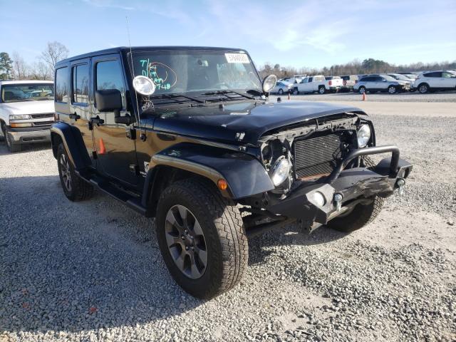 Vehiculos salvage en venta de Copart Lumberton, NC: 2013 Jeep Wrangler U