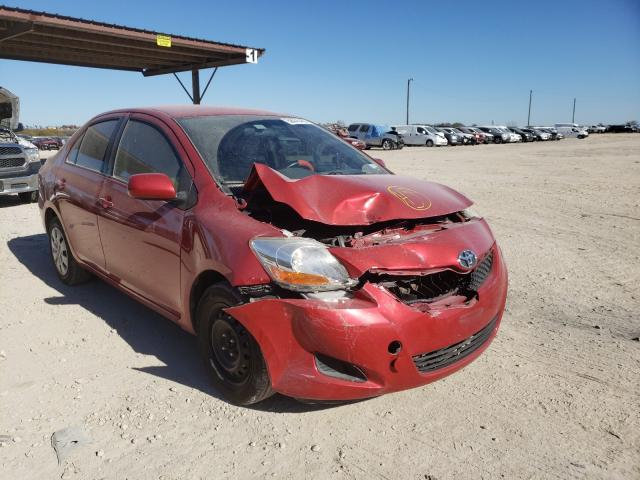 Salvage cars for sale from Copart Temple, TX: 2010 Toyota Yaris