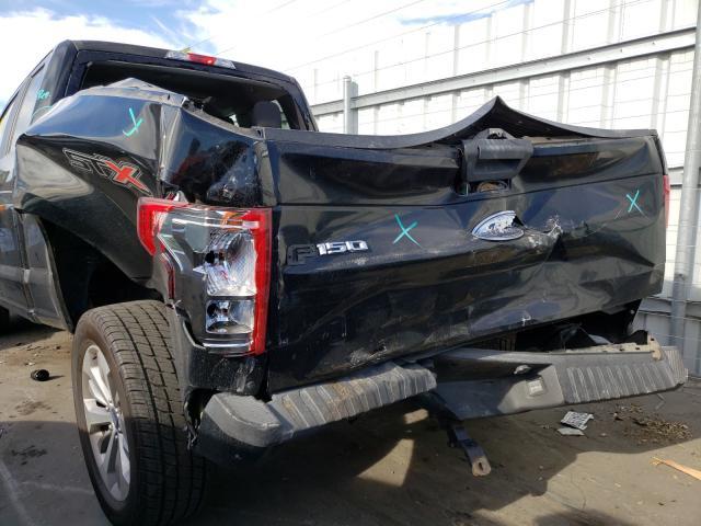 1FTEX1CP3HKD59827 2017 Ford F150 Super 2.7L