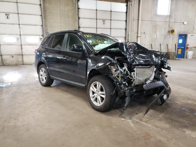 Hyundai Santa FE salvage cars for sale: 2012 Hyundai Santa FE