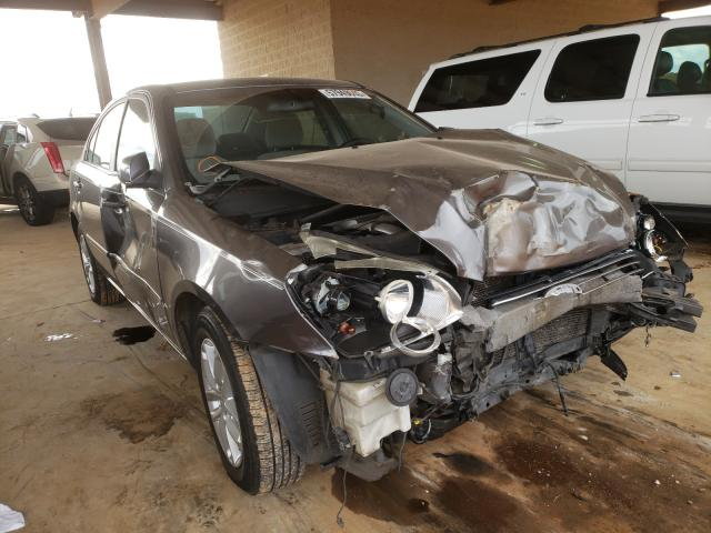 KIA Optima salvage cars for sale: 2006 KIA Optima