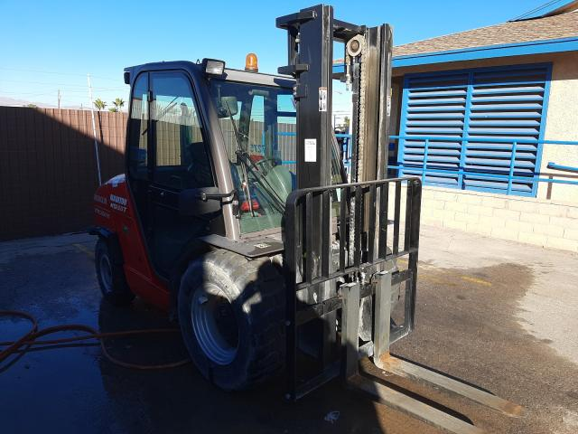 2018 Manitou Forklift for sale in Las Vegas, NV