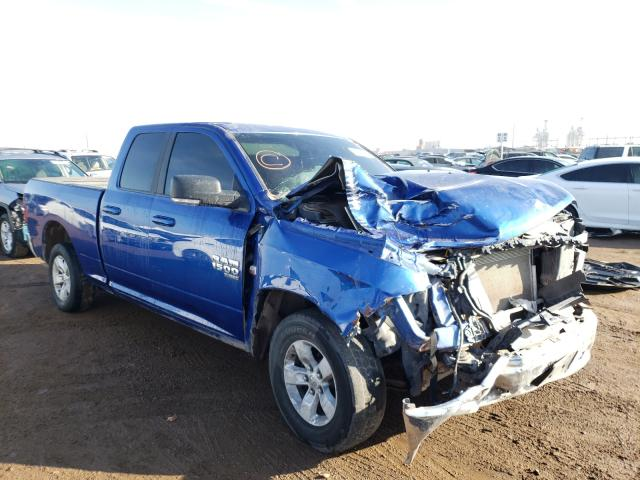 Salvage cars for sale from Copart Phoenix, AZ: 2019 Dodge RAM 1500 Class