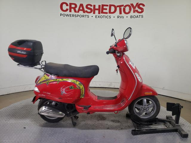 Vespa salvage cars for sale: 2007 Vespa LX 150