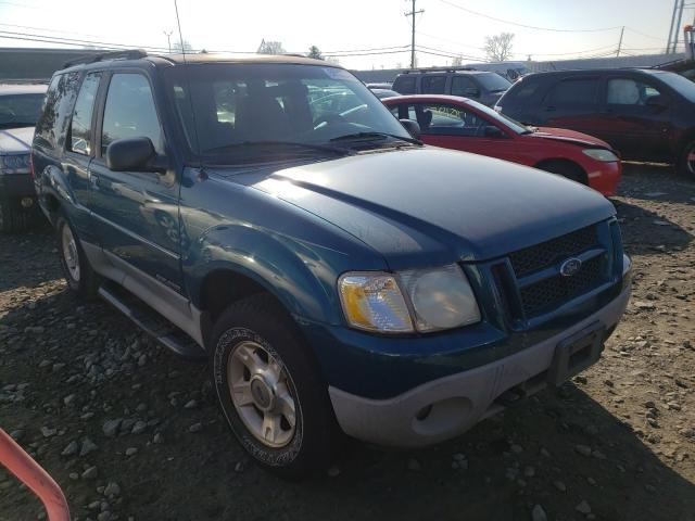 Salvage cars for sale from Copart Windsor, NJ: 2001 Ford Explorer