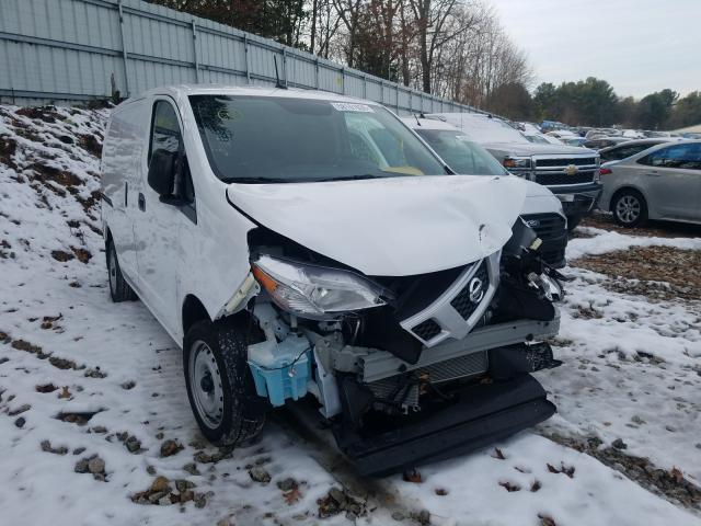 Salvage cars for sale from Copart Mendon, MA: 2020 Nissan NV200 2.5S
