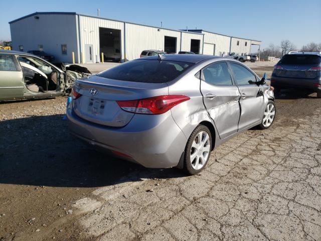 цена в сша 2012 Hyundai Elantra Gl 1.8L KMHDH4AE6CU261945