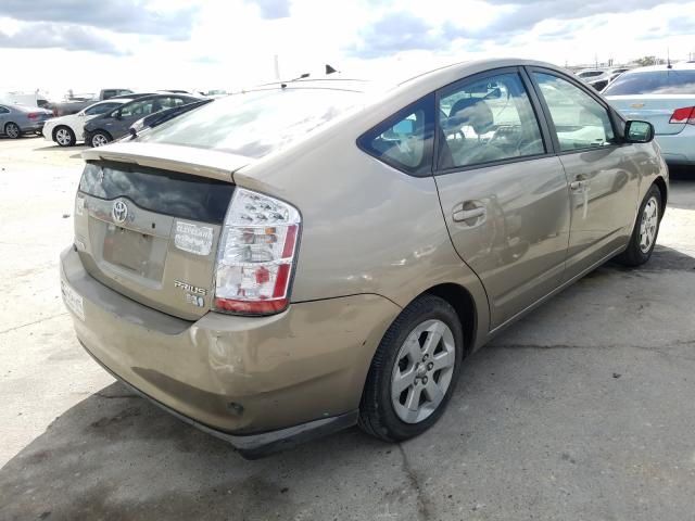 2009 TOYOTA PRIUS - Right Rear View