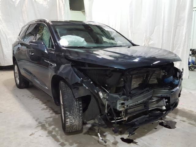 Salvage cars for sale from Copart Leroy, NY: 2018 Buick Enclave PR