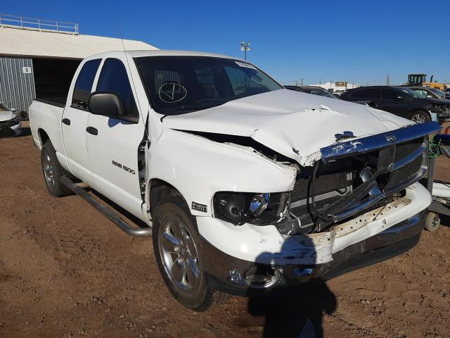 Salvage cars for sale from Copart Phoenix, AZ: 2005 Dodge RAM 1500 S