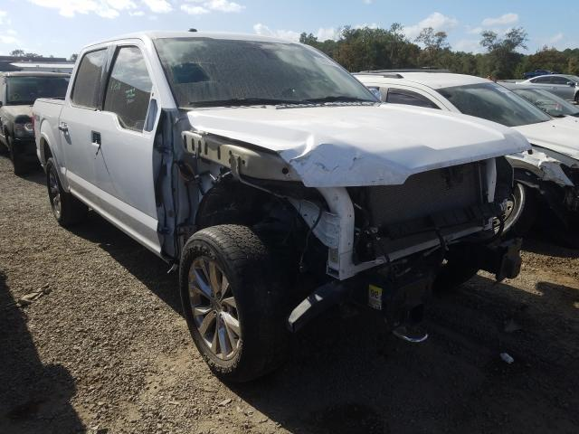 Salvage cars for sale from Copart Jacksonville, FL: 2016 Ford F150 Super