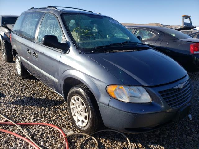 Chrysler Voyager salvage cars for sale: 2002 Chrysler Voyager