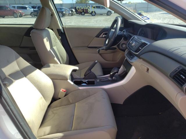 пригнать из сша 2014 Honda Accord Lx 2.4L 1HGCR2F32EA179550