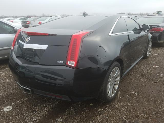 2012 Cadillac CTS | Vin: 1G6DS1E39C0106555