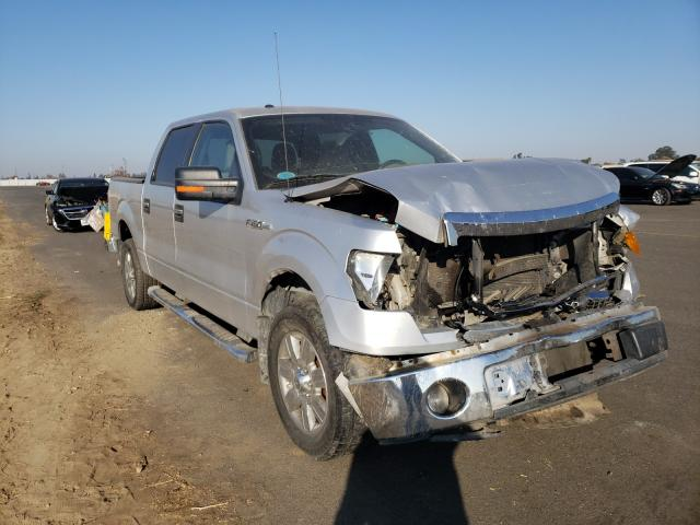 Salvage cars for sale from Copart Sacramento, CA: 2010 Ford F150 Super
