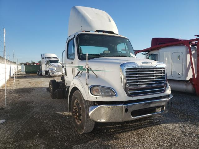 Freightliner M2 112 MED salvage cars for sale: 2012 Freightliner M2 112 MED