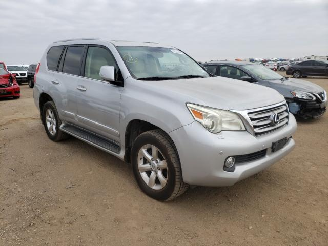 Salvage cars for sale from Copart Amarillo, TX: 2010 Lexus GX 460 PRE