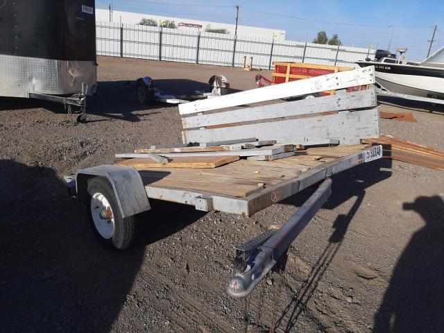 Vehiculos salvage en venta de Copart Phoenix, AZ: 1996 MFG Trailer