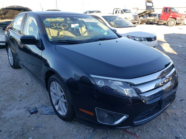 2012 Ford Fusion SEL for sale in Haslet, TX