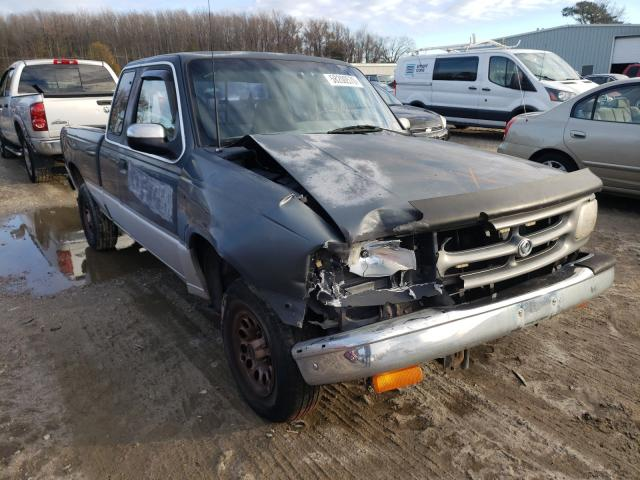 Salvage cars for sale from Copart Hampton, VA: 1994 Mazda B4000 Cab
