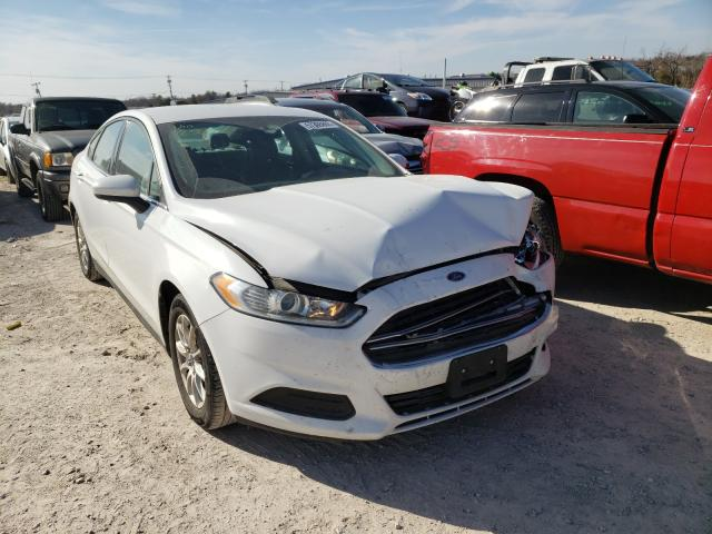 2016 FORD FUSION S 3FA6P0G77GR258184