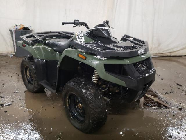 Arctic Cat salvage cars for sale: 2018 Arctic Cat Alterra
