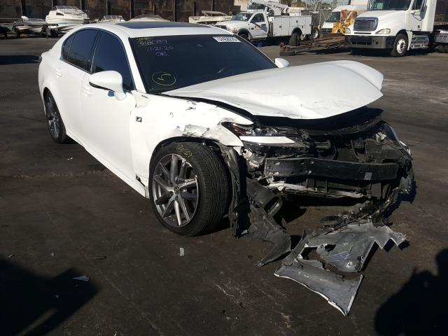 Lexus GS 350 Base salvage cars for sale: 2017 Lexus GS 350 Base