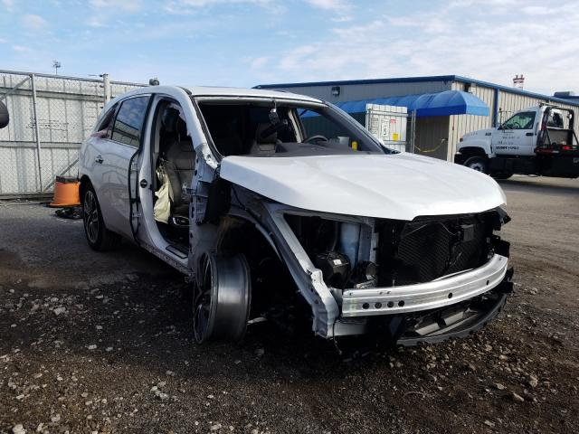 Salvage cars for sale from Copart Finksburg, MD: 2020 Acura MDX Sport