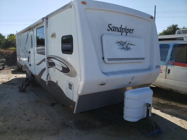 Wildwood salvage cars for sale: 2006 Wildwood Sandpiper