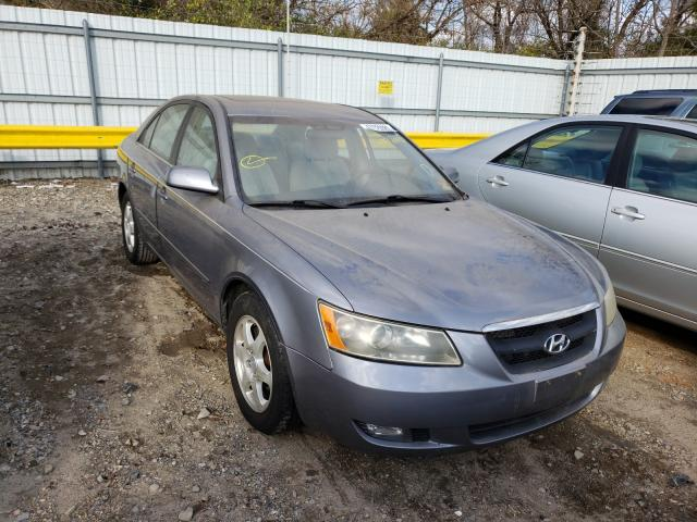 Hyundai Sonata salvage cars for sale: 2006 Hyundai Sonata