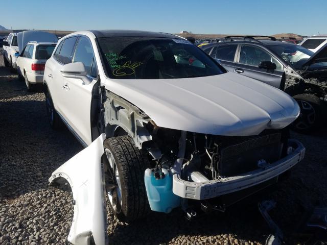 2LMTJ8LR5GBL50624 2016 Lincoln Mkx Reserv 3.7L