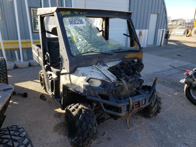 Salvage cars for sale from Copart Wichita, KS: 2012 Polaris Ranger 800