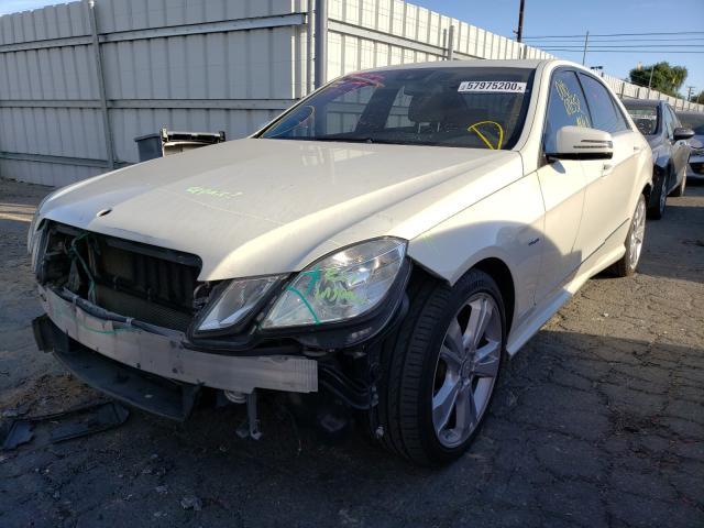 из сша 2012 Mercedes-Benz E 350 3.5L WDDHF5KB7CA555934